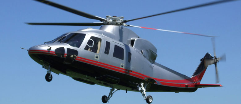 Helicopter hire London